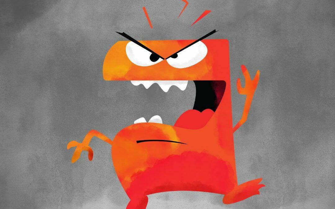 Wut – jeder kennt sie, doch keiner will sie wirklich